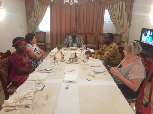 Reception chez le 1er ministre