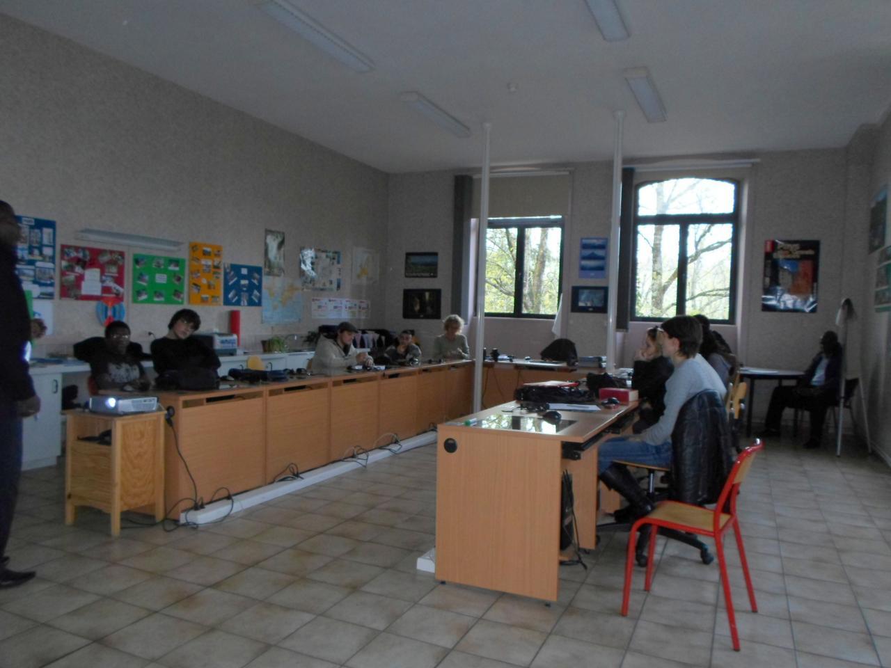 A l'école de la 2ème chance-Aurillac